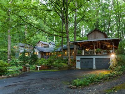 Photo for Cabin/Compound In The Woods Sleeps 18