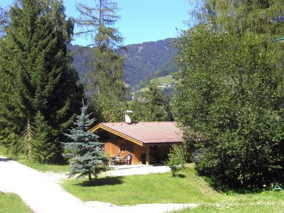 Photo for Chalet Astrid - Active holiday apartments Pienz with own riding stable