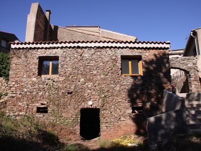 Photo for Fully renovated cottage with garden in medieval village. Sleeps 6