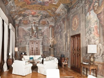Photo for Rdp, 4 Bedroom Impressive and Charming Apartment In Florence Historic Centre