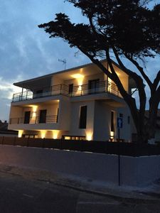 Photo for DUPLEX 95 m2 50 METERS FROM THE BEACH WITH SEA VIEW
