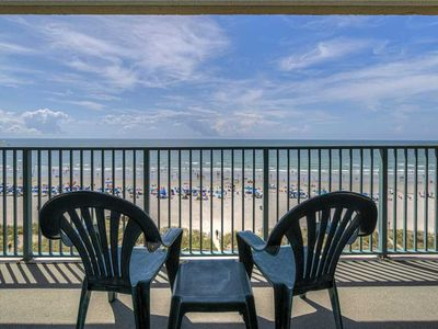 Photo for Oceanfront 3BR with Amazing Views and Great Location! Lots of Weeks Available for Summer 2019!!