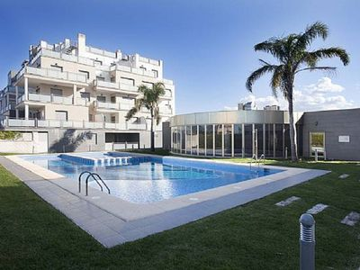 Photo for Duplex Oliva Nova Golf Hipica, beach, swimming pools (indoor).