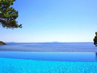 Photo for Holiday house Cala Vinyes for 4 - 12 persons with 6 bedrooms - Holiday house