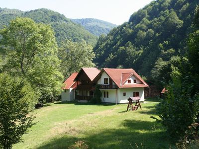 Photo for 5 Bedroom, Warm, Cozy, Mountain Holiday Home Immersed In Nature
