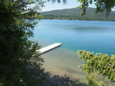 Photo for Air-conditioned Hillside Condo 14BD, short walk to Whitefish Lake