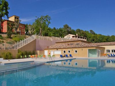 Photo for Holiday residence Le Domaine de Camiole, Callian  in Var - 4 persons, 1 bedroom