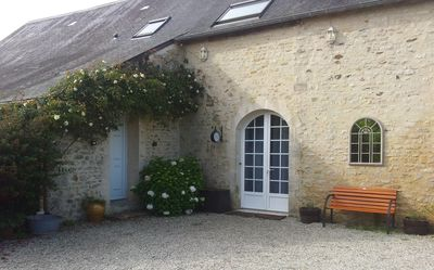 Photo for So Sweet on Omaha Beach, Normandy, great location, lovely house