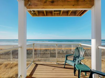 Photo for Oceanview and dog-friendly condo w/ free WiFi, shared pool & hot tub!