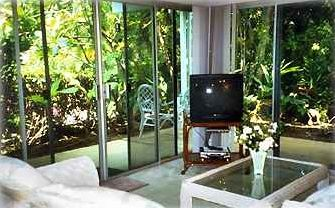 Photo for Tropical Garden 1 Bedroom Condo--Private, Quiet, and Romantic, Wi/Fi, A/C