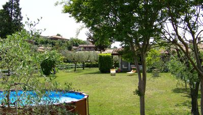 Photo for Villa with large garden and private pool