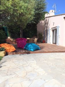 Photo for House / Villa - Villeneuve-Loubet  with garden and swimmîng-pool