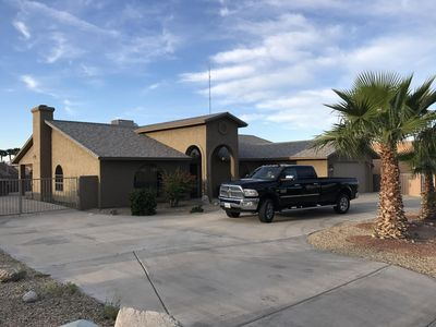 Photo for Beautiful Rental Home Quiet North End of Havasu City!