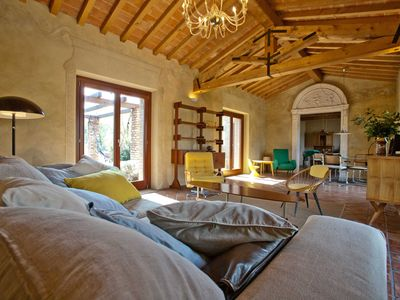 Photo for PRIVATE VILLA BERTI TUSCANY FOREVER IN MONTESCUDAIO