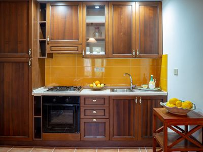 Photo for Villamirella: family-friendly apartment very large and comfortable