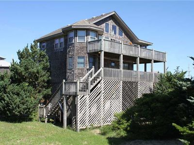 Photo for Oceanside in Avon w/Screened porch- Walk to beach