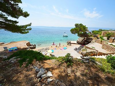 Photo for Vacation home Ana in Omiš - 8 persons, 4 bedrooms