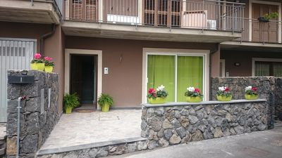 """Photo for """"Villa Venusia"""" holiday home located in Catania Mountain View"""
