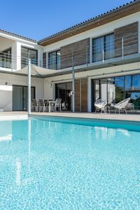 Photo for New villa 240m2, 5 bedrooms, 5 bathrooms, swimming pool, near ocean to Les Sables d'Olonne