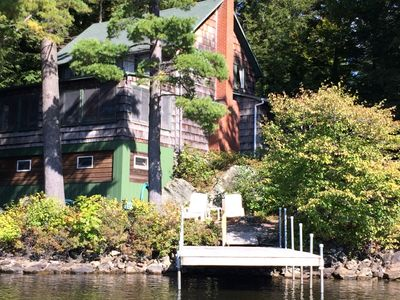 Photo for Two lovely cottages on Lake Iroquois near Burlington, Vermont