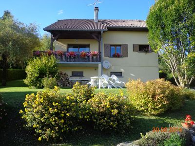 Photo for House for rent in the Haut Jura