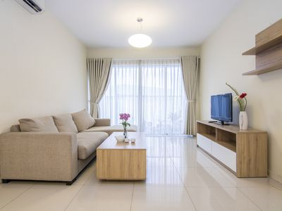 Photo for Spacious 2BDR Apartment near AEON VSIP1