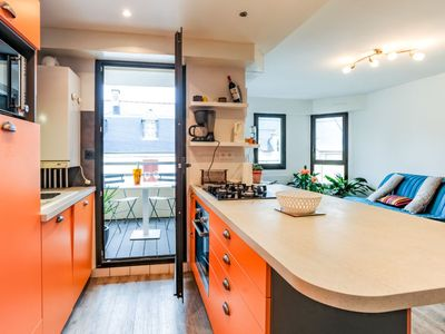 Photo for Apartment Central Park  in Saint Malo, Brittany - Northern - 4 persons, 1 bedroom
