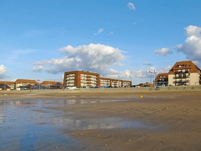 Photo for Apartment Le Beau Rivage  in Villers - sur - Mer, Normandy / Normandie - 2 persons