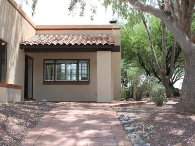 Photo for Catalina Foothills Hacienda- in classic Tucson style