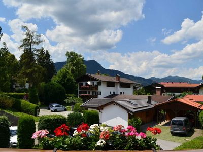 Photo for 1-room apartment in a prime location -, apartment 10, apartment house on the Rottach