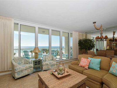 Photo for Beach Front Condo Centrally Located in Destin: Family Friendly! 2 KING BEDS!