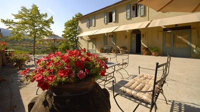 Photo for 2BR Apartment Vacation Rental in Cantagrillo, Toscana