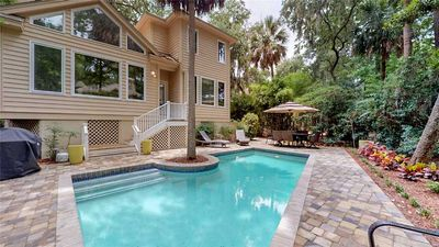 Photo for Private pool, spacious open floor, and more!