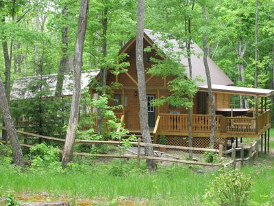 Cabin #2 Handicapped Accessible