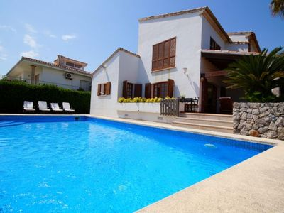 Photo for 4BR Chalet Vacation Rental in Alcúdia, Illes Balears