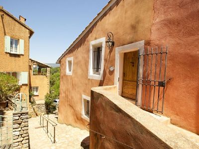 Photo for In The Heart Of The Village 200 years old house with a fantastic view