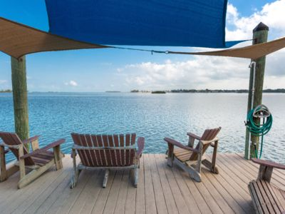 Photo for The Helm: Gulf-front suite at Nautical Landings w Bikes/Kayaks/Beach Pass!