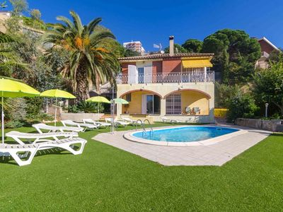 Photo for Club Villamar - Nice house very close to Cala Canyelles beach, a perfect place to enjoy of you su...