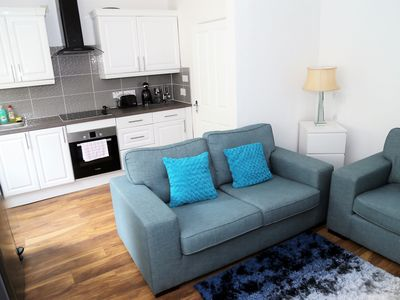 Photo for Enjoy our spacious 4 bed home - Thornes Road