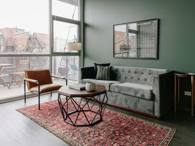 Photo for Sonder | Wrightwood Park | Charming 2BR + Balcony