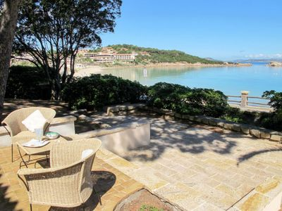 Photo for Apartment Vista Mare (BSA180) in Baia Sardinia - 4 persons, 2 bedrooms