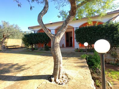 Photo for Comfortable villa  in the countryside located in Capilungo about 1 km from the sea.