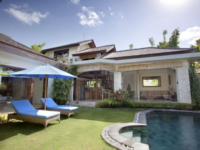 Photo for Bali Canggu 2BR Private Pool Villa