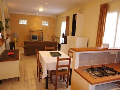 Photo for Apartment 40m2 ground floor, close to the center of Saumur
