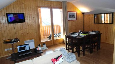 Photo for Les Chalets des Ecourts *** - 3 Rooms 6 People