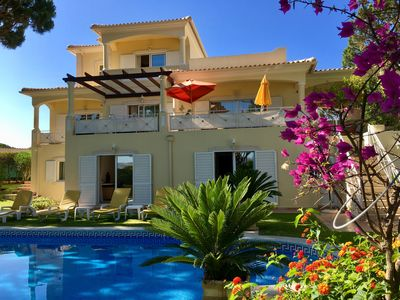 Photo for FABULOUS VILLA CLOSE TO BEACH AND GOLF.. PRIVATE POOL! POOL HEATING AVAILABLE
