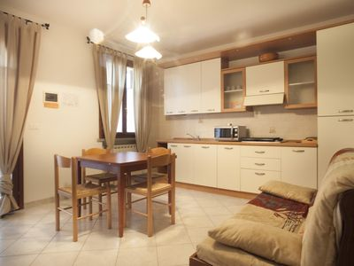Photo for Ciliegiolo 7 apartment in Livorno with WiFi, integrated air conditioning & private parking.