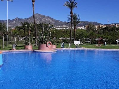 Photo for 1BR Apartment Vacation Rental in Benalmadena, Andalucia