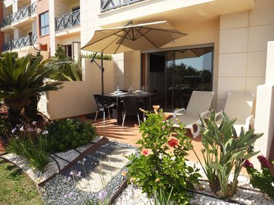 Photo for Fantastic 2 bed apartment with terrace in Corcovada