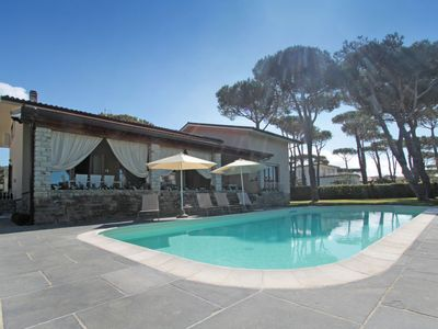 Photo for Vacation home Diva  in Marina Pietrasanta, Versilia, Lunigiana and sourroundings - 10 persons, 5 bedrooms